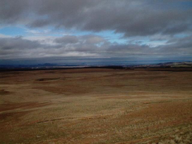 Moorfoot Hills Walk Penicuik Lothian Region Edinburgh